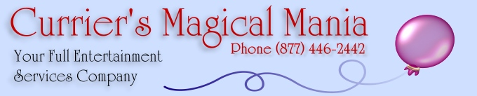 Curriers Magical Mania Entertaimnment Services - Princeton, NJ