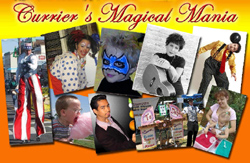 Curriers Magical Mania Full Entertainment Services